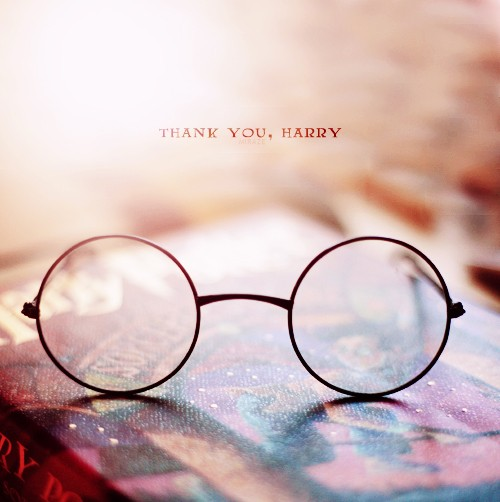 Inspirational: Thank you, Harry