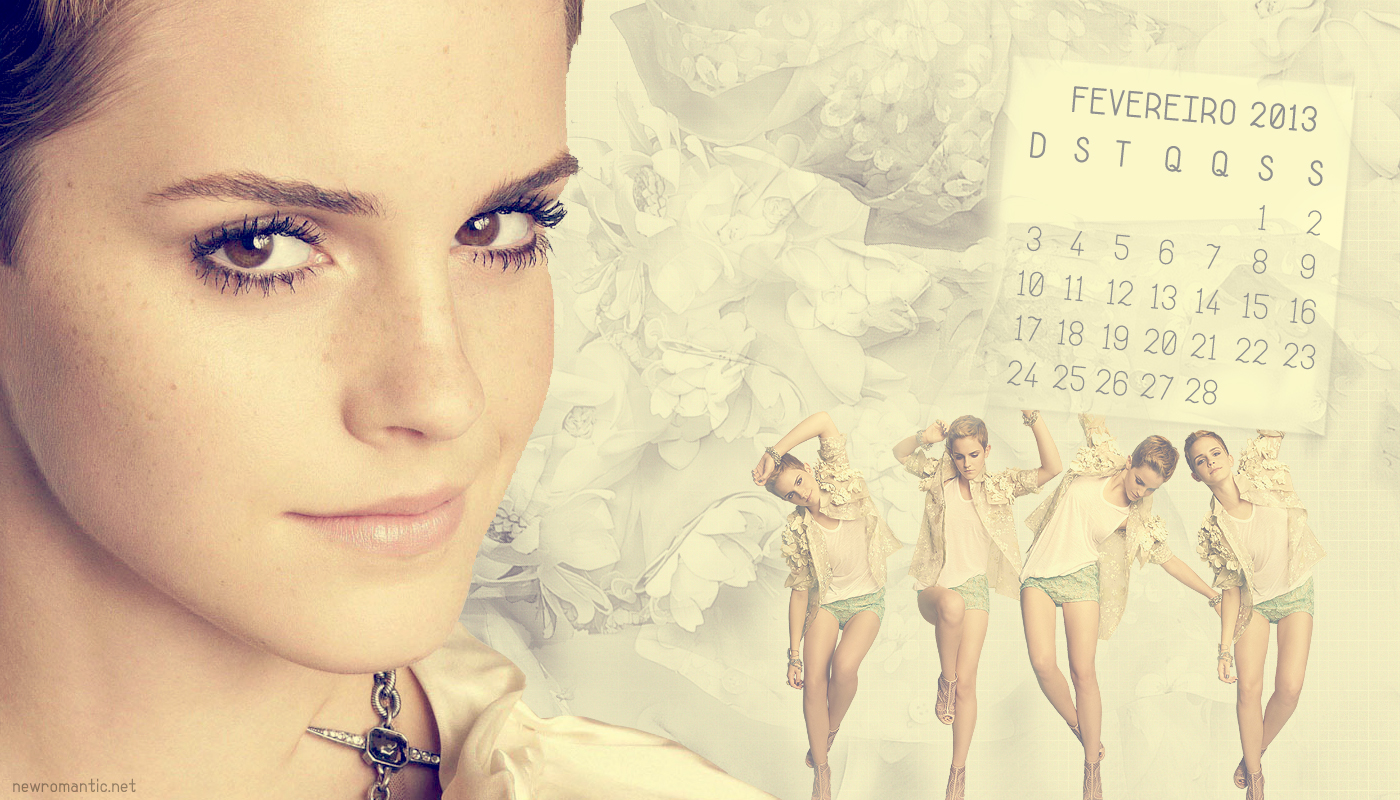 Freebie: Wallpaper Emma Watson