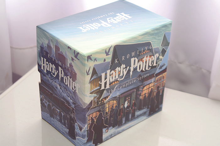 unboxing HP