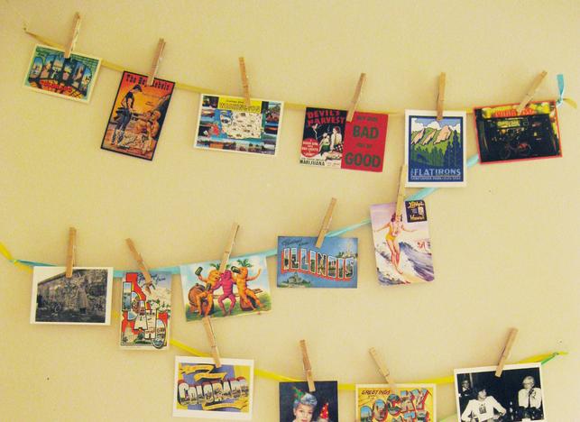 Dica do dia: Cartões postais