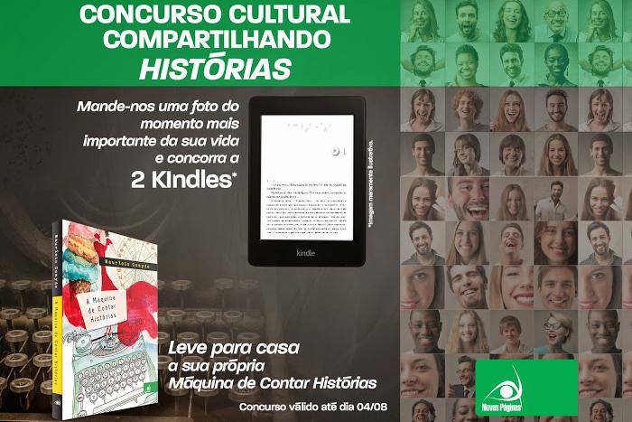 Promoção: Dia do Autor Nacional | Novo Conceito