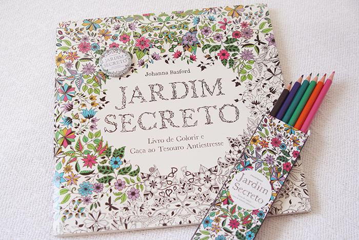 Resenha: Jardim Secreto