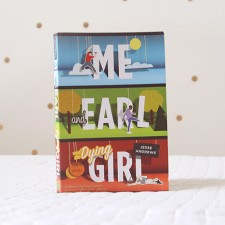 Resenha: Me and Earl and the Dying Girl