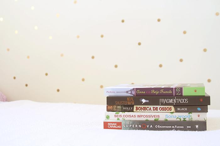 Top 5: Livros da Novo Conceito
