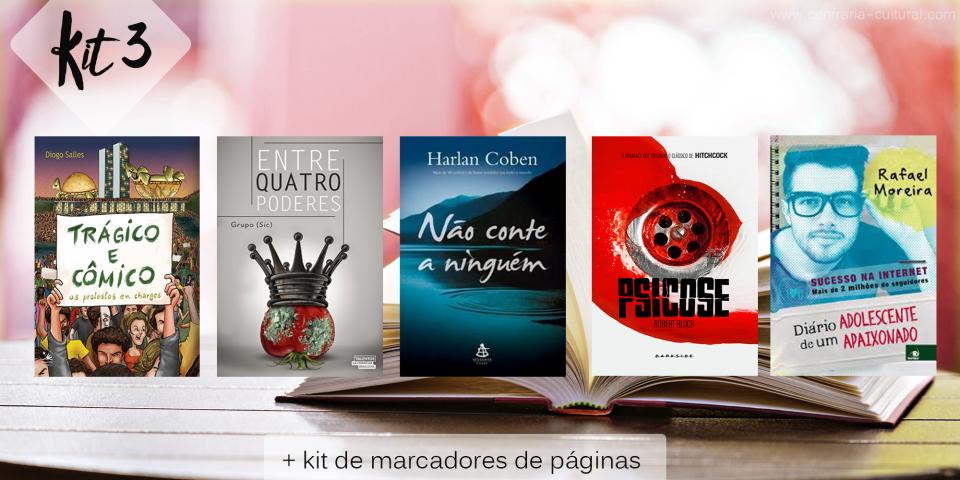 Sorteio: I Like Books