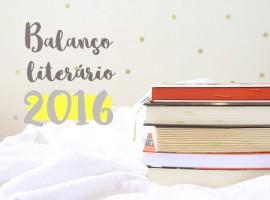 Balanço literário de 2016