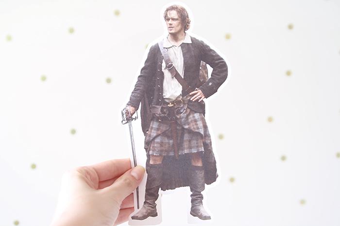 Resenha: Outlander #1 e #2