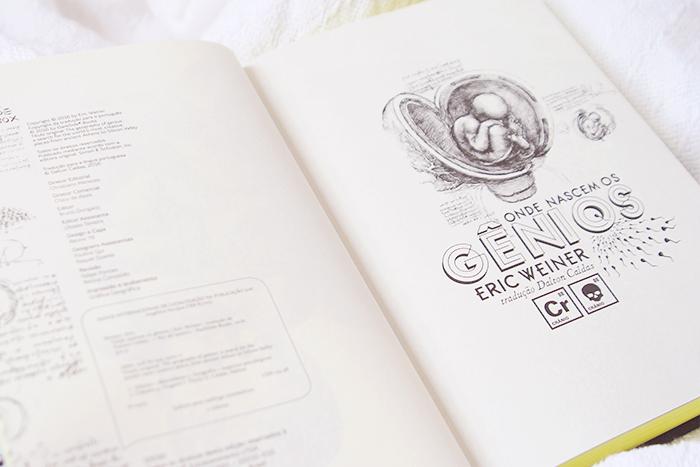 Resenha: Onde Nascem os Gênios
