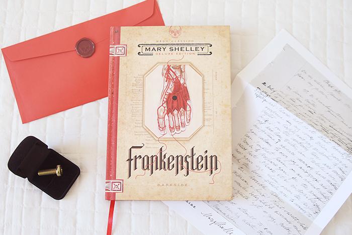 TOP 5: Coisas que você ganha ao ler Frankenstein