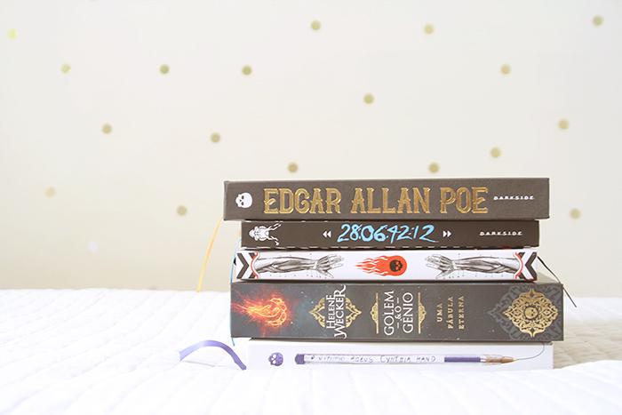 TOP 5: Livros para sua iniciação no lado negro (ou na Darkside)